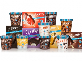 CLEMMY'S ICE CREAM
